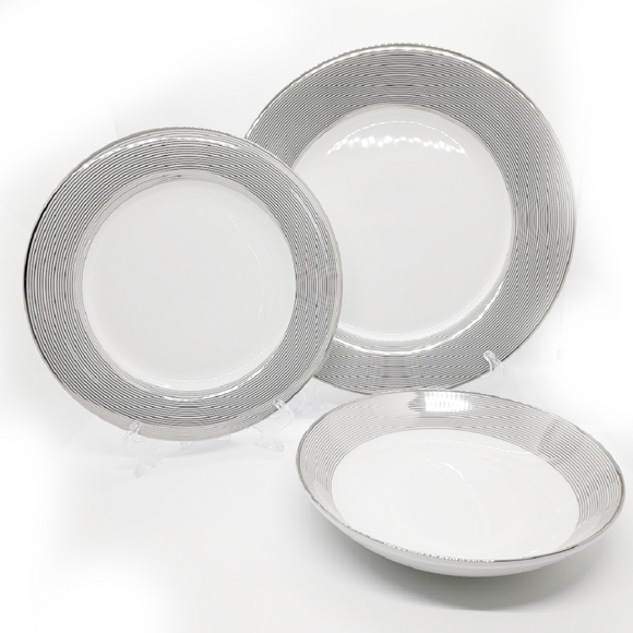 Dankotuwa Valentino 12pcs Dinner Set
