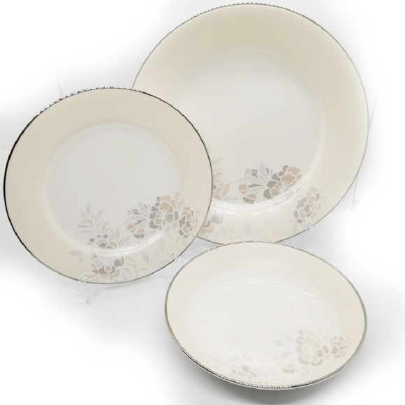Dankotuwa New Linda 12pcs Dinner Set