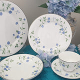 Dankotuwa Blue Rose - 12pcs Dinner Set