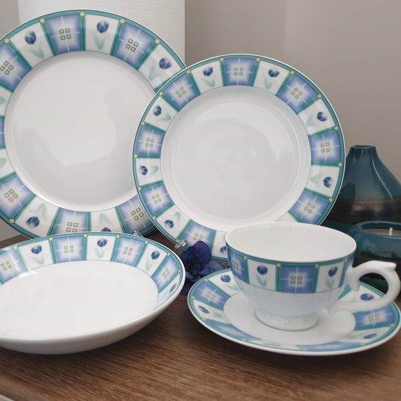 Dankotuwa Livy 12pcs Dinner Set