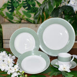 Dankotuwa Smart Dark Green 20pcs Dinner Set
