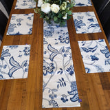 "Royalclub ""Blue Barron"" dual sided Placemat"