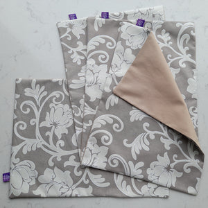 "Royalclub ""Grey Barron"" dual sided Placemat"