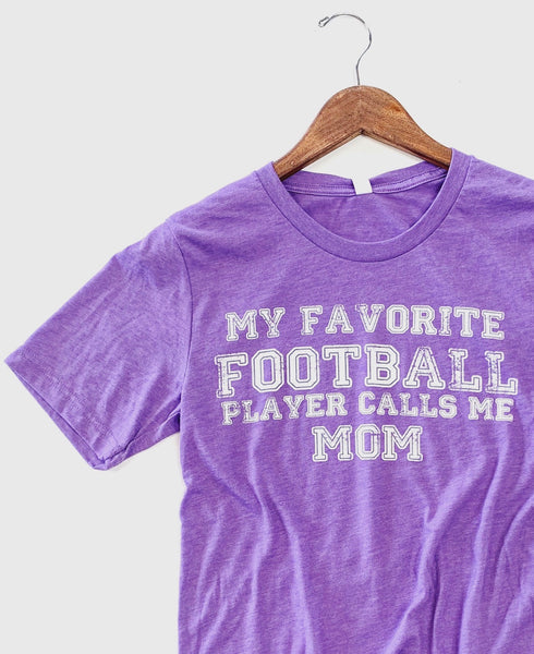 Favorite Football Player Graphic Tee