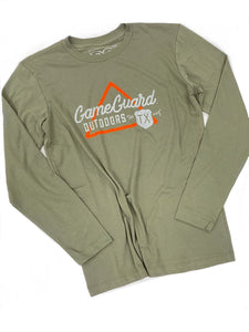 GameGuard Mesquite Long Sleeve Graphic Tee