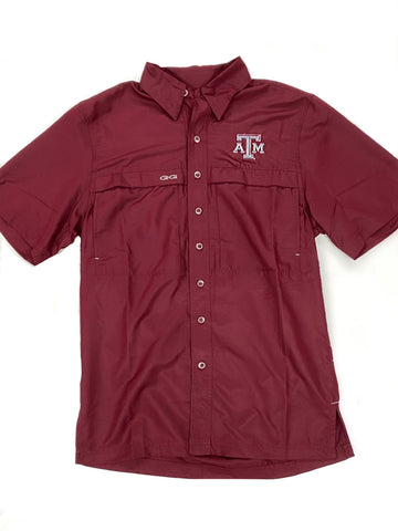 GameGuard Collegiate MicroFiber - A&M Maroon