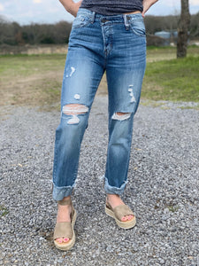 Brooklyn Boyfriend Jeans