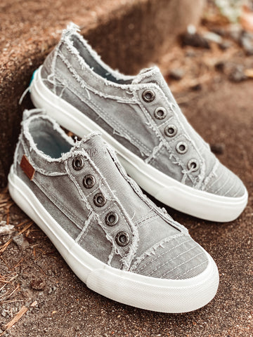 Light Gray Blowfish Sneakers
