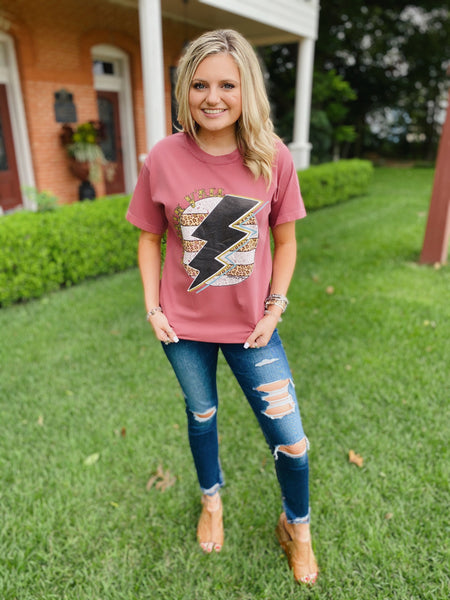 Shockin' Y'all Graphic Tee