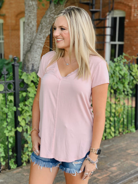 Mya V-Neck- All Colors