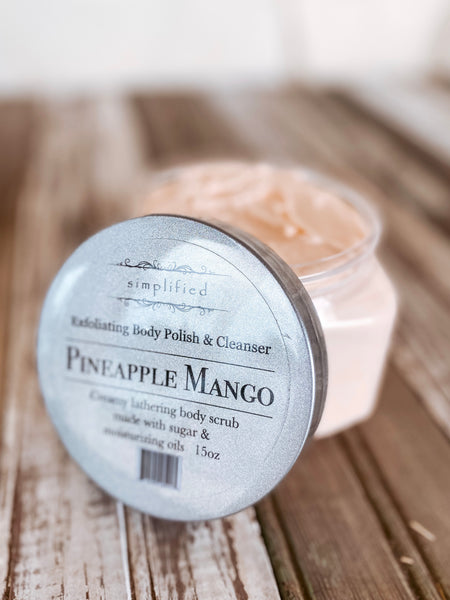 Simplified Exfoliating Body Polish