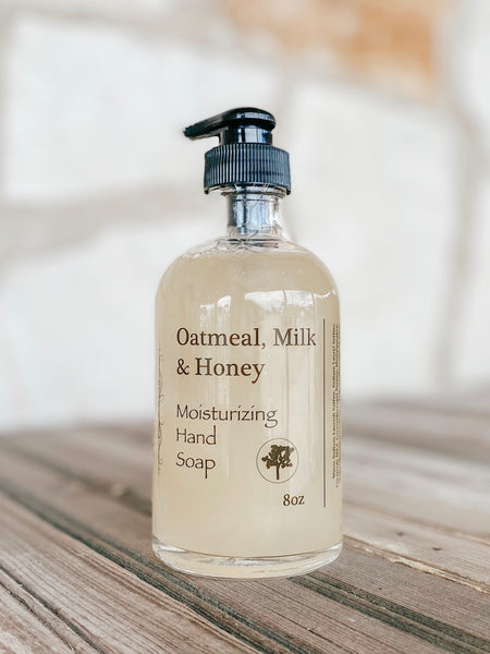 Simplified 8oz Hand Soap
