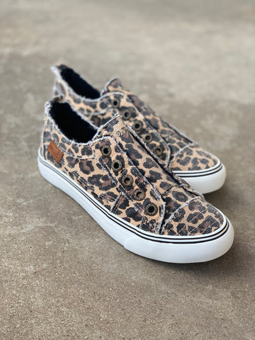 Leopard Blowfish Sneaker