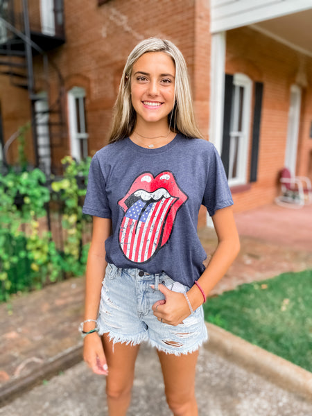 Rock & Roll America Graphic Tee