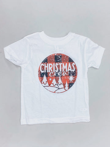 Christmas Crew Kid's Graphic Tee