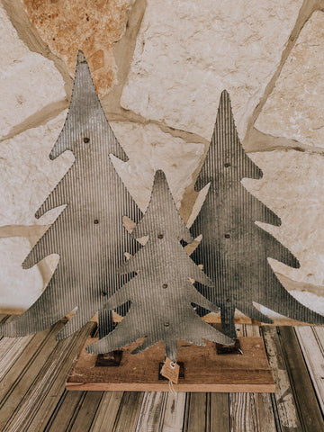 Christmas Tree Decor- 3 Tree Stand