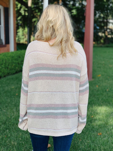 Star Of The Show Lightweight Sweater