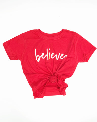 Believe Kids Graphic Tee