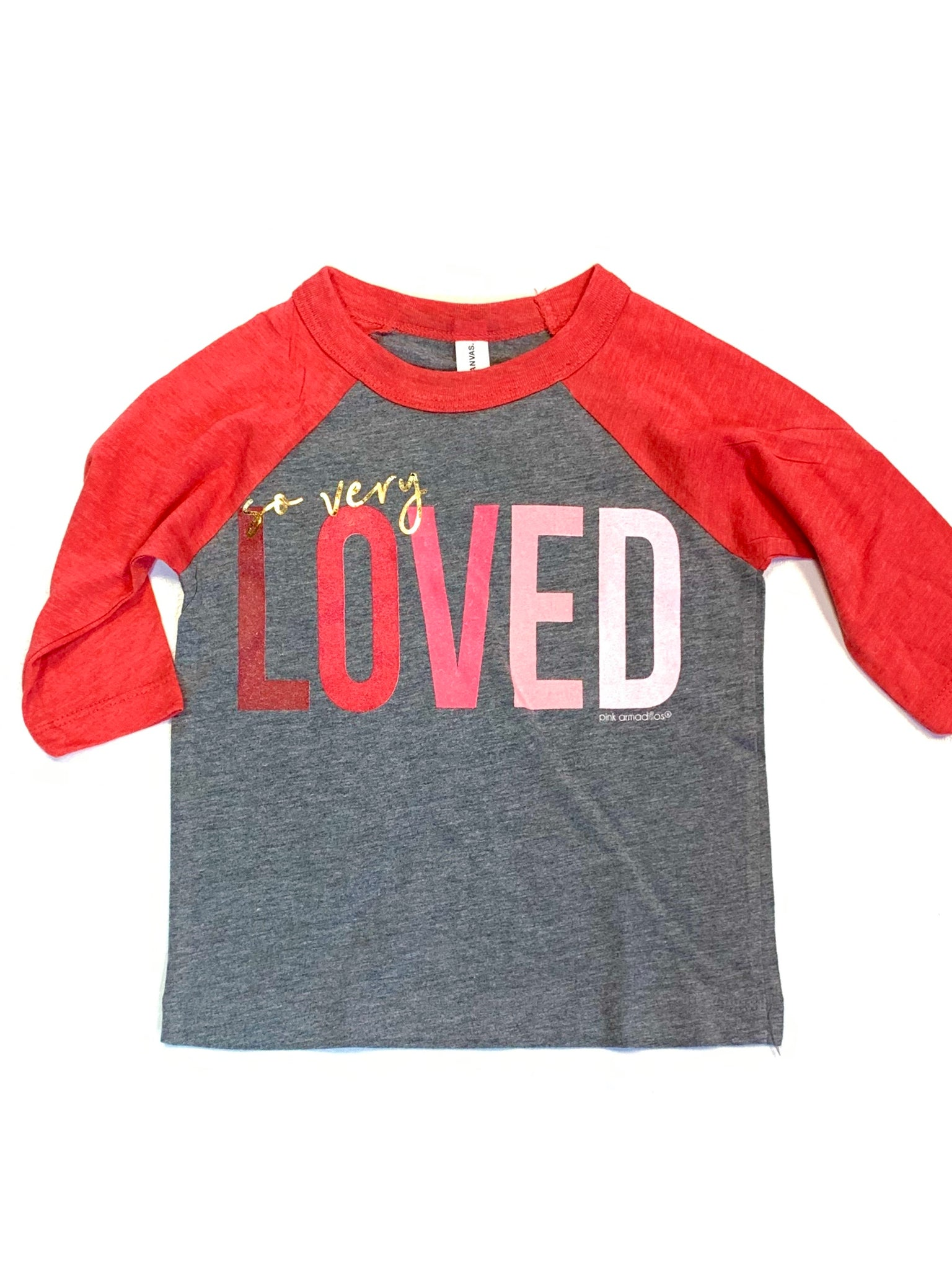 So Very Loved Kids Graphic Tee