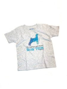 Show Them Graphic Tee-Goats