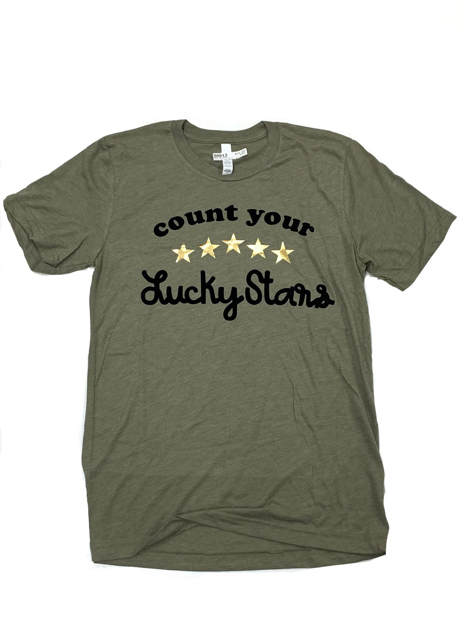 Count Your Lucky Stars Graphic Tee