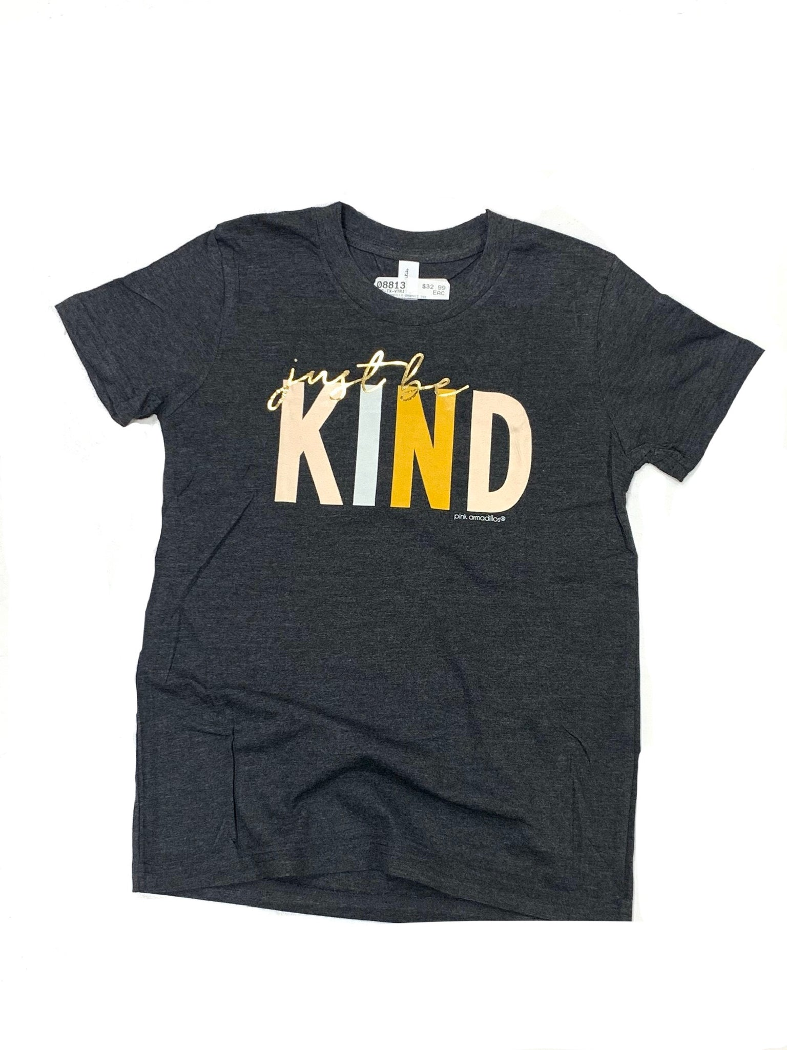 Just Be Kind Kids Graphic Tee