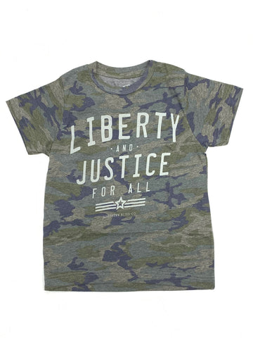 Liberty Kids Graphic Tee
