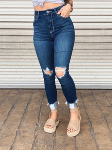 Jenny High-Rise Skinnies