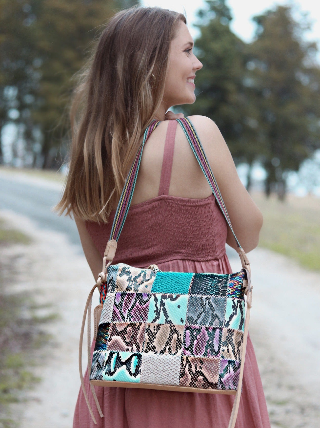 Sadie Downtown Crossbody