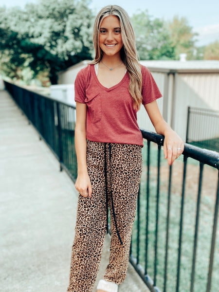 Stay Wild Lounge Pants