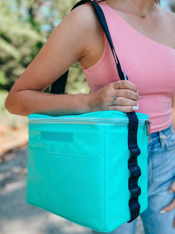 Corkcicle Soft Cooler- Turquoise