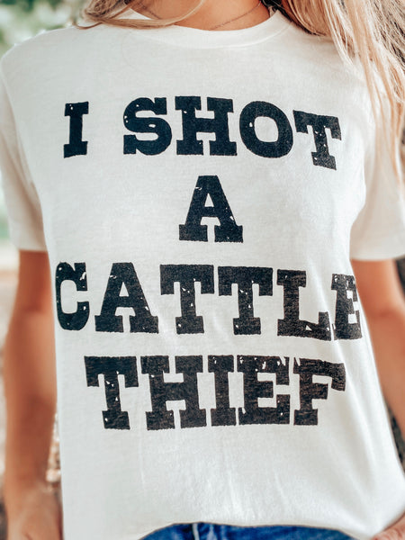 Cattle Thief Graphic Tee