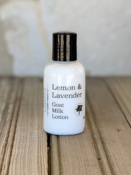Simplified Small Goat Milk Lotion