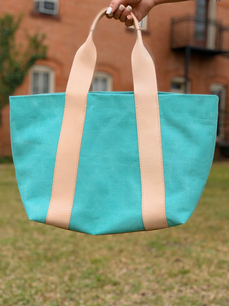 Carryall Agnes Green