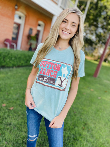 Dutton Ranch Graphic Tee