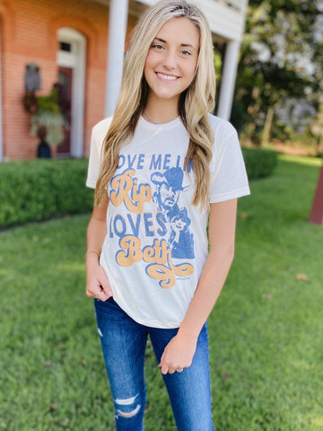 Rip Loves Beth Graphic Tee