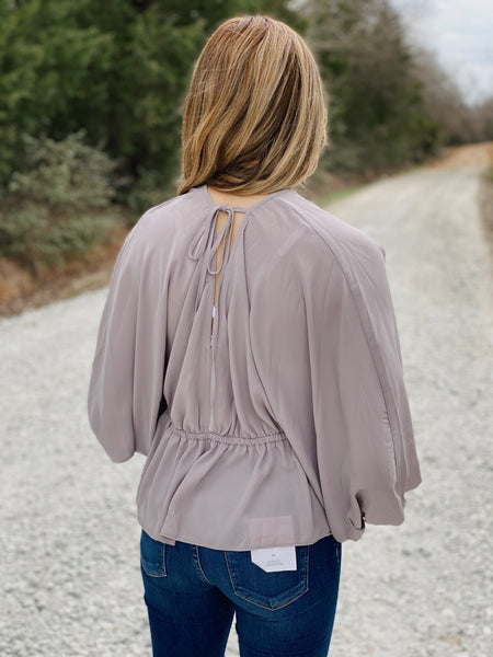 Lavender Days Blouse