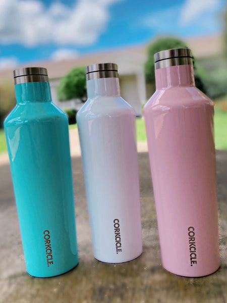 Corkcicle Classic Canteen- 16oz Glossy