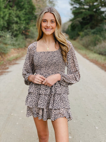 Beverly Hills Speckled Romper