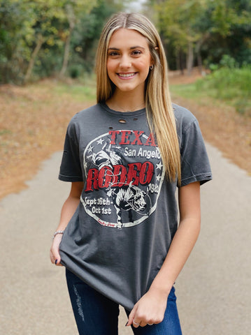 San Angelo Rodeo Graphic Tee