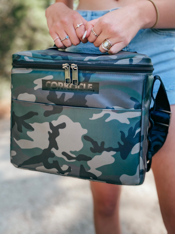 Corkcicle Soft Cooler- Camo