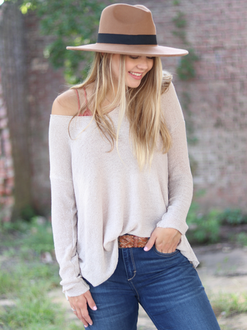 Charleston Girl Sweater