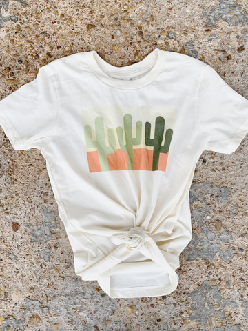 Saguaro Cactus Kid's Graphic Tee