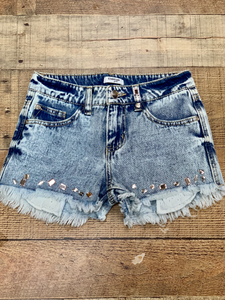 Bebe Bling Kid's Shorts