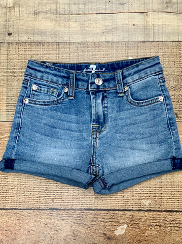 7FAM Denim Kid's Shorts