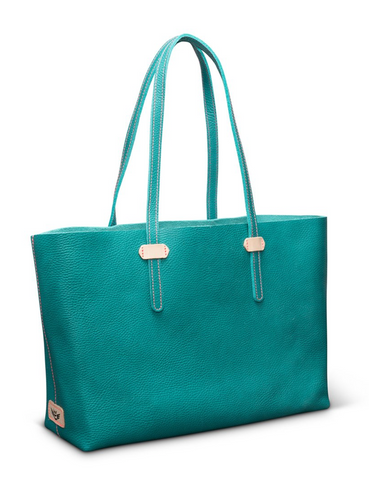 Guadalupe Breezy East/West Tote