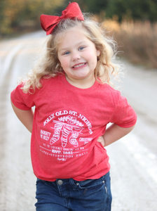 Kids St.Nick Graphic Tee