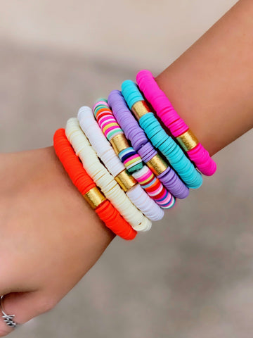 Color Pop Bracelets- All Colors