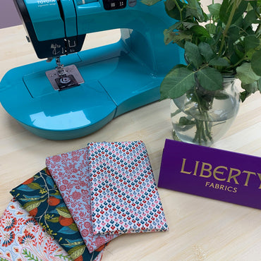 Hot off the press - Liberty Summerhouse Collection now in stock!