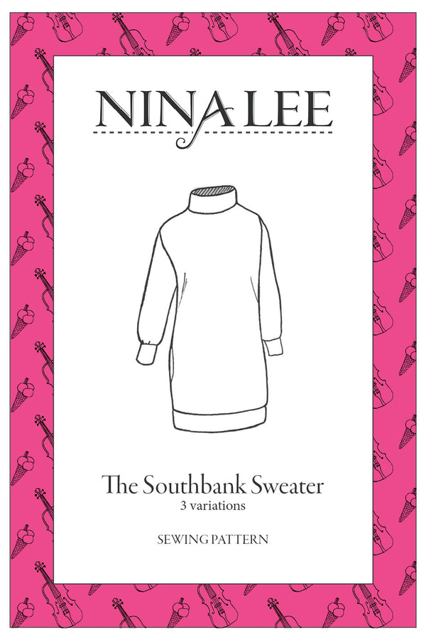 Nina Lee Southbank Sewing Pattern